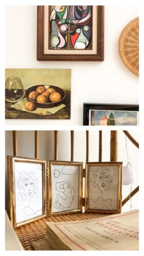 Augustine - Thrifted Home Décor: At-home Tour 5