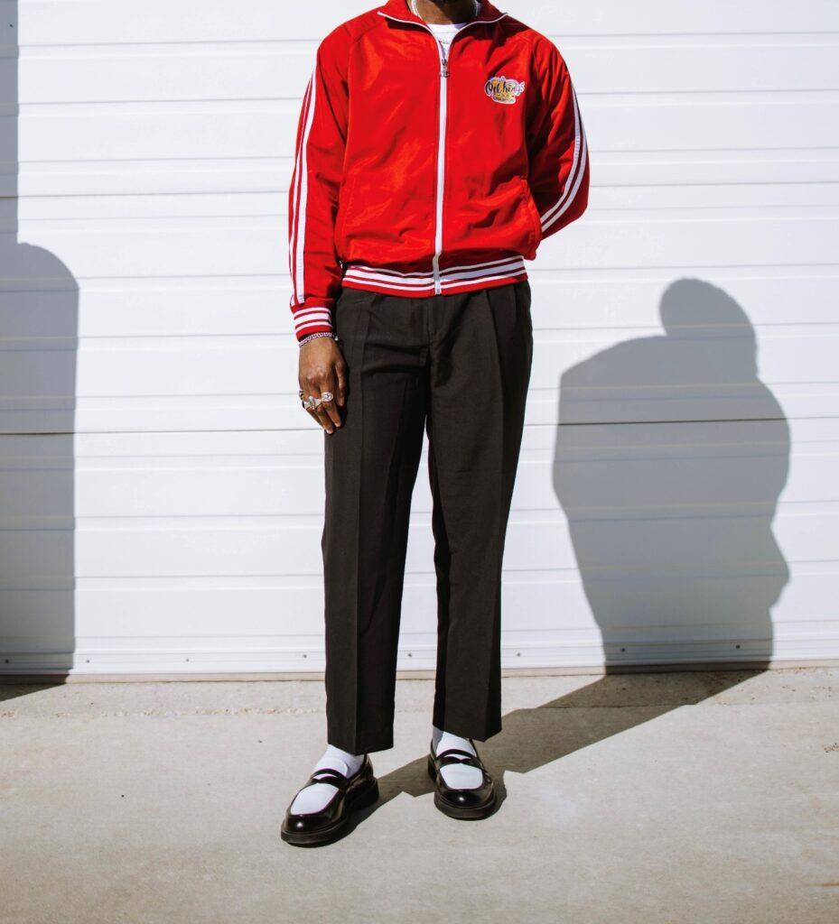 David - 4 Ways to Wear a Spring Statement Jacket 1-2