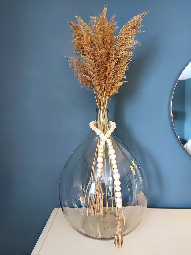 Erin - Three Ways to Style a Demijohn Glass Vase - Meadow