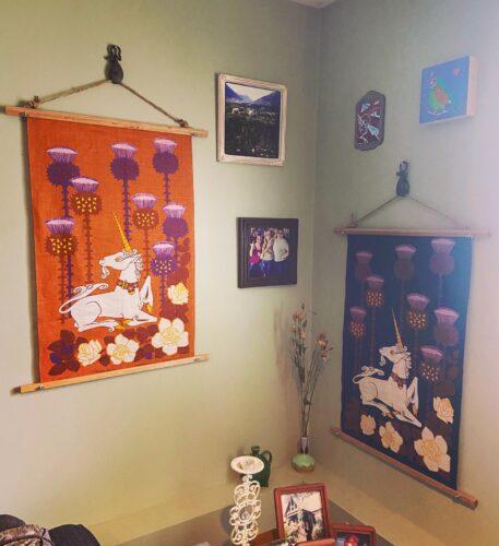 Denise DIY Tea Towel Art Final