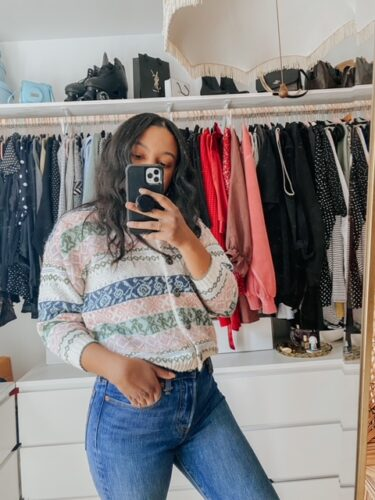 Nicole - 5 Tips for Your Next Thrift Haul 3