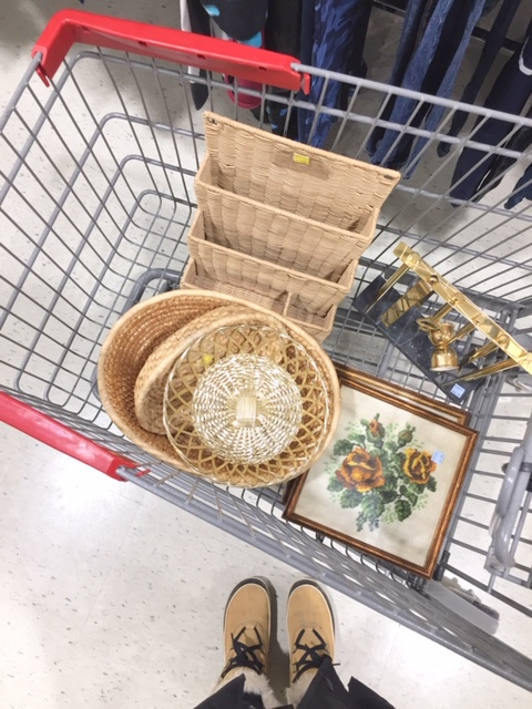 Andrea Guest Blog - Calgary Thrift Haul: 2 stores, 14 finds 6