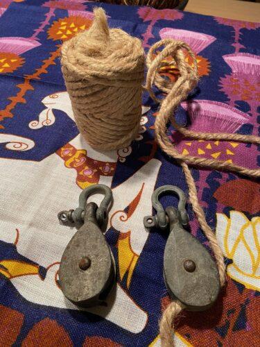 Denise DIY Tea Towel Art Step 6