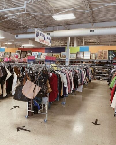 How Thrifting has Impacted my Sustainable Choices 2
