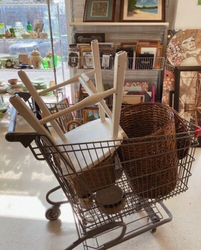 How Thrifting has Impacted my Sustainable Choices 4