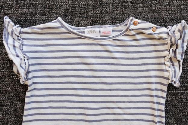 Thrifted kids Zara t-shirt